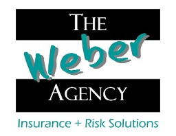 Logo, The Weber Agency, Insurance + Risk Solutions, Insurance Company in Austin, TX